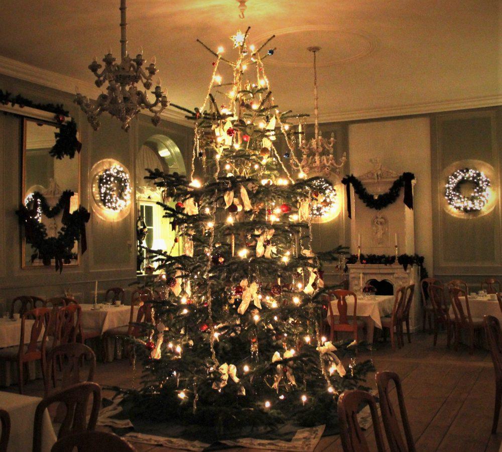 Store Restrup Herregård Juletræ