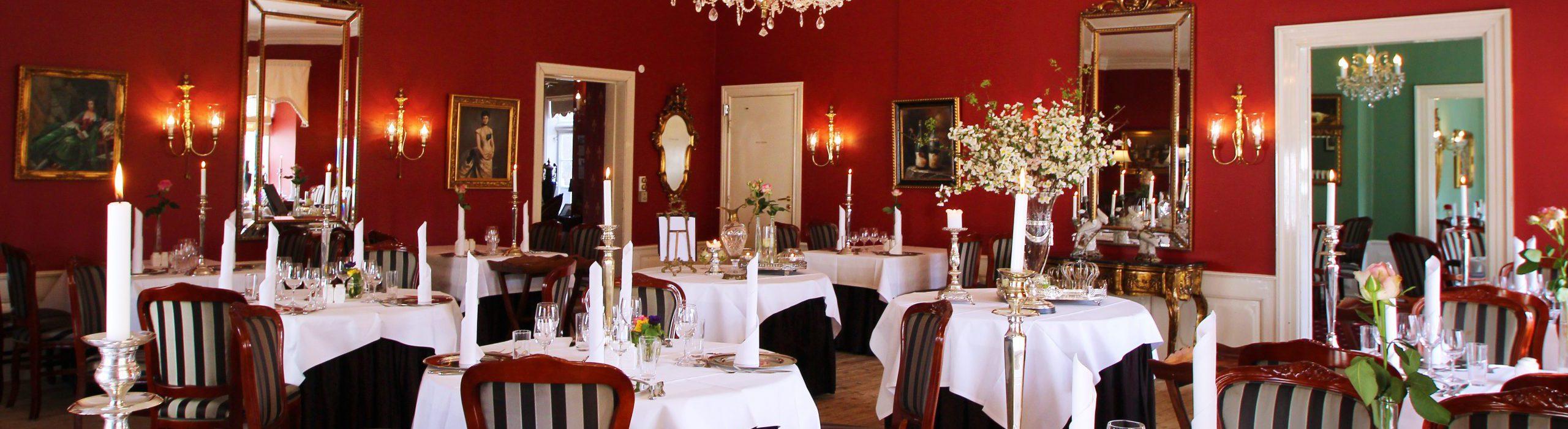 Store Restrup Herregård Restaurant
